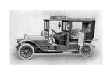 Drawing of a Car  1911-1912