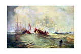 The Landing of William of Orange at Torbay  1688  C1920