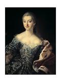 Portrait of Countess Ekaterina Lobanov-Rostovsky  1754