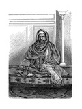 A Qadi  Islamic Judge  Khartoum  Sudan  Late 19th Century
