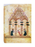 Presentation of Jesus at the Temple  13th Century