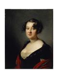 Portrait of Princess Yelena Mikhaylovna Galitzine (1776-185)  1815