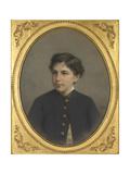 Portrait of Alexandre Antoine  Count Colonna-Walewski (1844-189)  1860