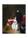 Theatrical Scene  1752