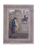 Door Mats  Cries of London  1804