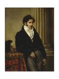 Portrait of Count Sergey Semionovich Uvarov (1786-185)  1815-1816