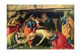 Lamentation over the Dead Christ  1490-1492