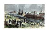 Recapture of Baton Rouge  Louisiana  American Civil War  December 1862