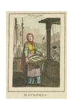 Mackerel   Cries of London  1804