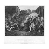 The Death of Major Pearson  C1782-C1784