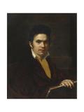 Portrait of Alexander Khristoforovich Vostokov (1781-186)  before 1816