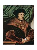Portrait of Sir Thomas More  1527