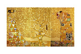 The Stoclet Frieze, Detail: the Expectation, Tree of Life, 1905-1909 Giclée par Gustav Klimt