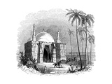 Temple of Somnath  Gujarat  India  1847