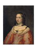 Portrait of a Woman  1649