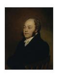 Portrait of Count Fyodor Vasilyevich Rostopchin (1763-182)  1809