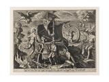 Ferdinandes Magallanes Lusitanus (Americae Retecti)  1591