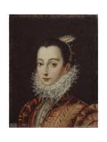 Portrait of Vittoria Accoramboni (1557-158)  C 1580
