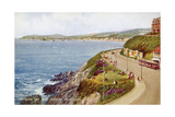 Douglas Bay from Onchan Head  Isle of Man  C1930S-C1940S