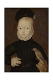 James VI and I (1566-162)  King of Scotland  as Child  1574
