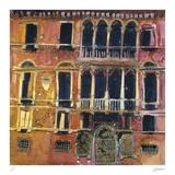 Ancient Facade  Venice