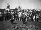 The Blackfeet Indains