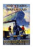 100 Years of the Railroad