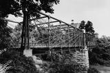 Bollman Truss Bridge; Savage Maryland