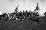 The Blackfeet Indians
