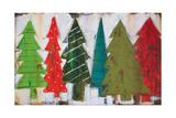 Christmas Trees I