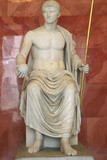 Statue of Augustus as Jupiter  First Half of 1st Century Bc
