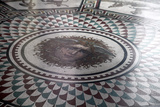 Floor Mosaic in the Pavilion Hall  State Hermitage Museum  St Petersburg  Russia  1847-1851