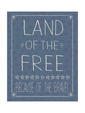 Blue Land of the Free