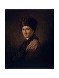 Portrait of Jean-Jacques Rousseau (1712-177)  1766