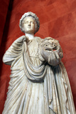 Statue of Thalia  Muse of Comedy