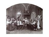 Boyar's (Nobleman') Wedding  Russia  C1883-C1884