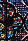 The Inn  Stained Glass  Chartres Cathedral  France  1205-1215