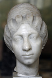 Roman Female Portrait Head  the So Called Syrian Lady  Third Quarter of 2nd Century