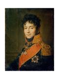 Portrait of Count Evgraf Fedotovich Komarovsky (1769-184)