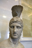 Head of Ares  God of War  Early 2nd Century