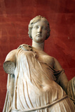 Statue of Aphrodite, Goddess of Beauty and Love Papier Photo