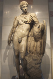 Statue of Ganymede with the Eagle