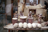 Funerary Tomb Model of a Bakery  Ancient Egyptian