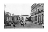 Palace of the Government  Sao Paulo  Brazil  1895