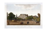 Lansdowne House in Berkeley Square  Mayfair  London  1811