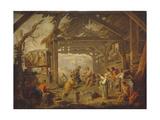 Cumaean Sibyl Prophesied the Birth of Christ  1738