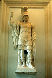Roman Statue  Temple of Mars Ultor  Rome