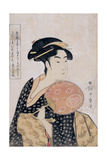 Takashima Ohisa (Ohisa of the Takashima Tea-Sho)  C 1793
