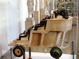 Greek War Chariot  5th Century-3rd Century Bc