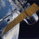 Deployment of the Hubble Space Telescope  1990